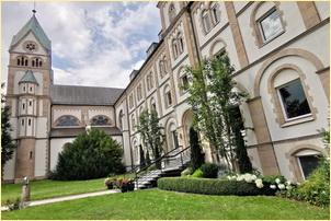 Zen-Wochenende im Kloster St Bonifatius