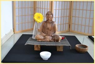 Zen Meditation in Frankfurt