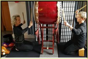 Zen Meditation Wochenende im Kloster nahe Frankfurt