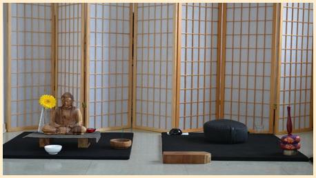 Zen lernen im Kloster Frankfurt