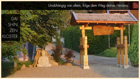 Zen Kloster Hinnerk Polenski
