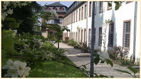 Kloster Ilbenstadt nahe Frankfurt