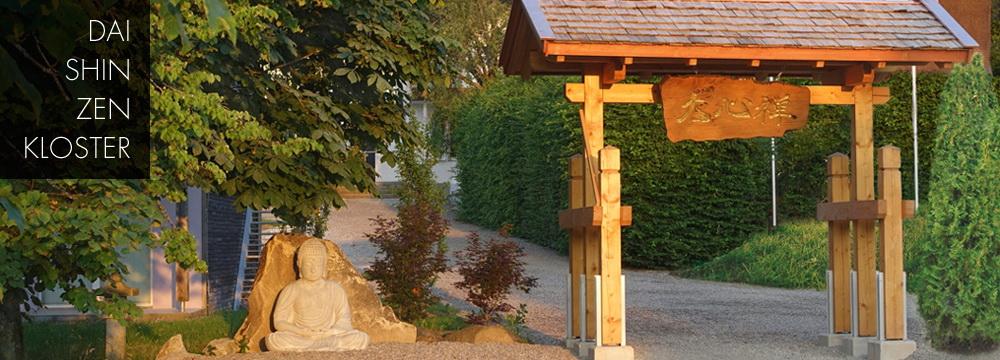 Hinnerk Polenski auf Youtube - Zen Kloster Buchenberg - Zen Frankfurt City